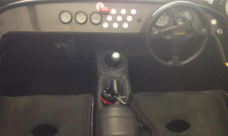 2010 Caterham R400 SV