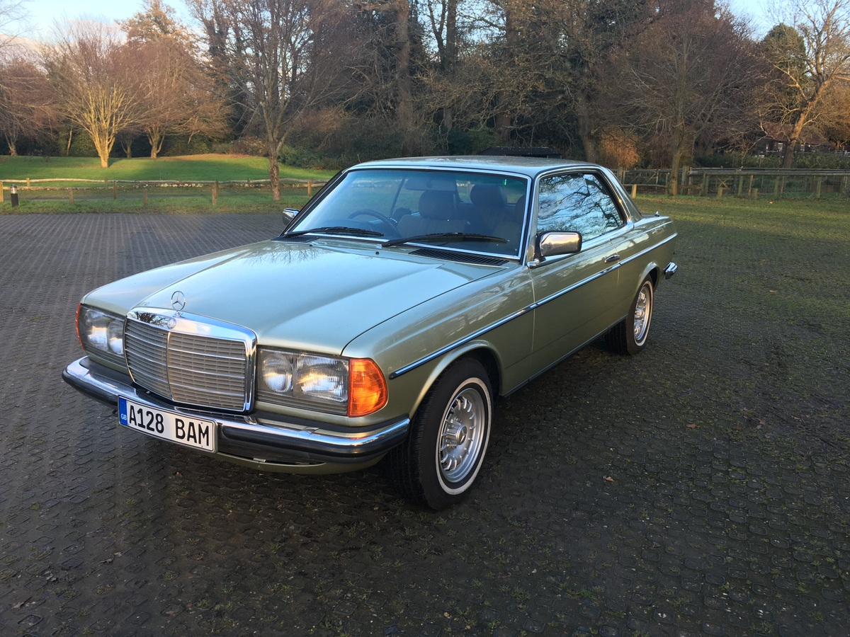 1985 mercedes benz 280ce coupe country classic cars for What country is mercedes benz from