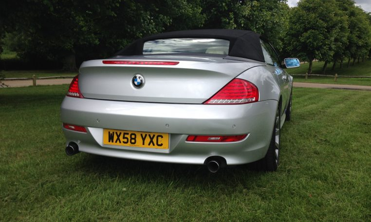 2008 BMW 635D Cabriolet - Country Classic Cars - Midhurst, West Sussex