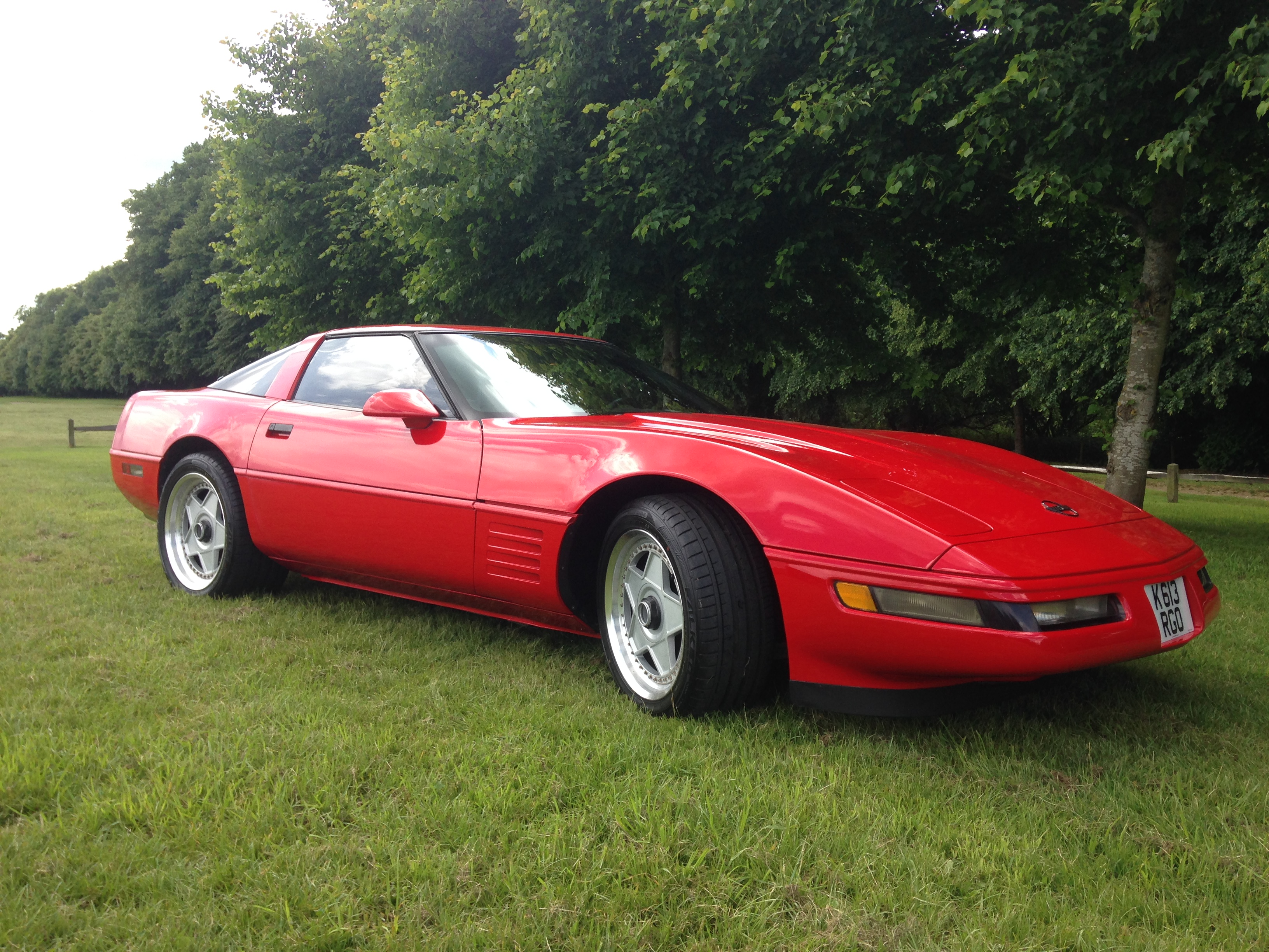 1993 Chevrolet Corvette Stingray C4 - Country Classic Cars