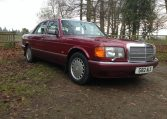 1990 Mercedes Benz 300SE - Country Classic Cars - Midhurst, West Sussex