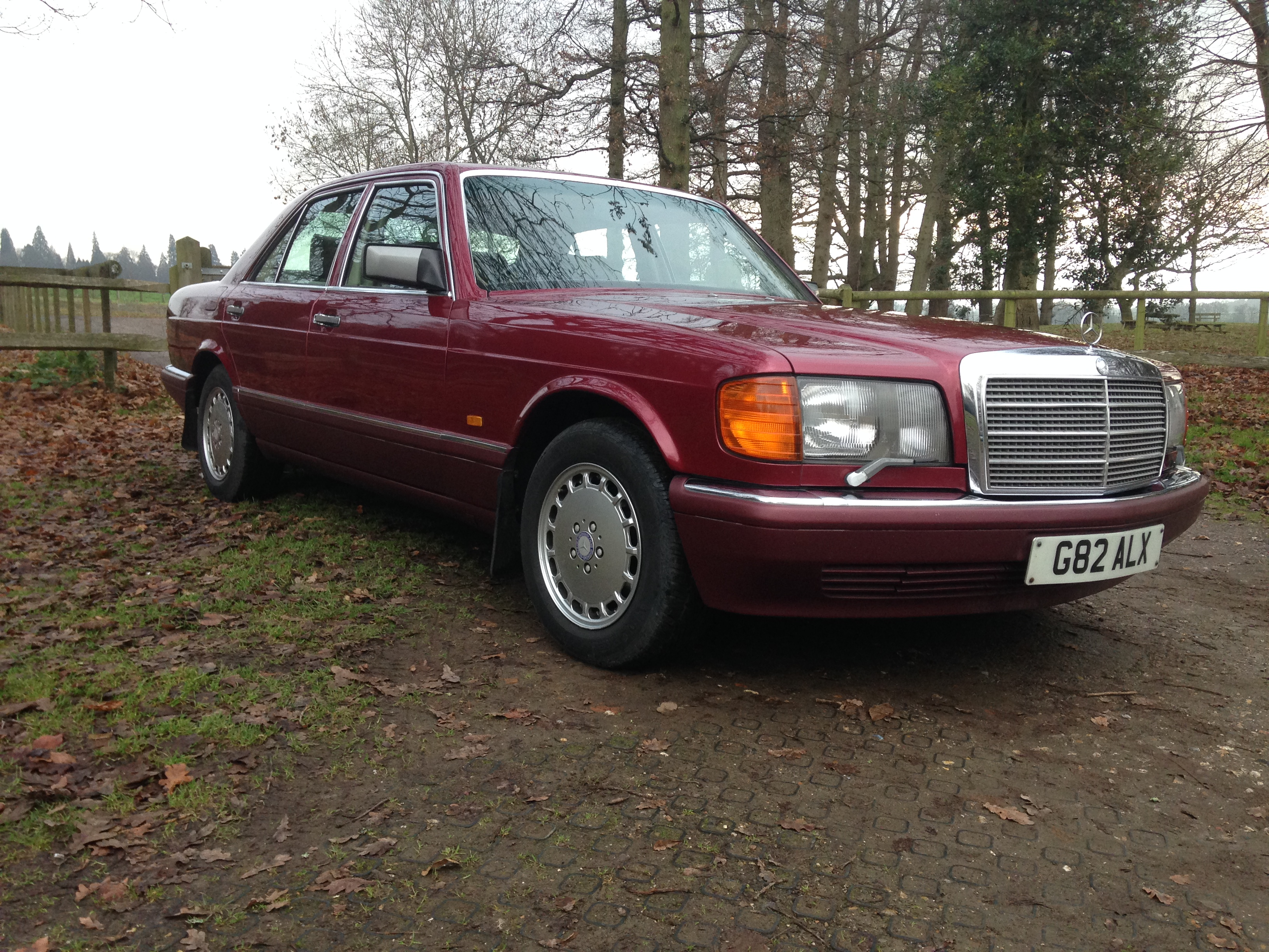 1990 mercedes benz 300se country classic cars midhurst west sussex