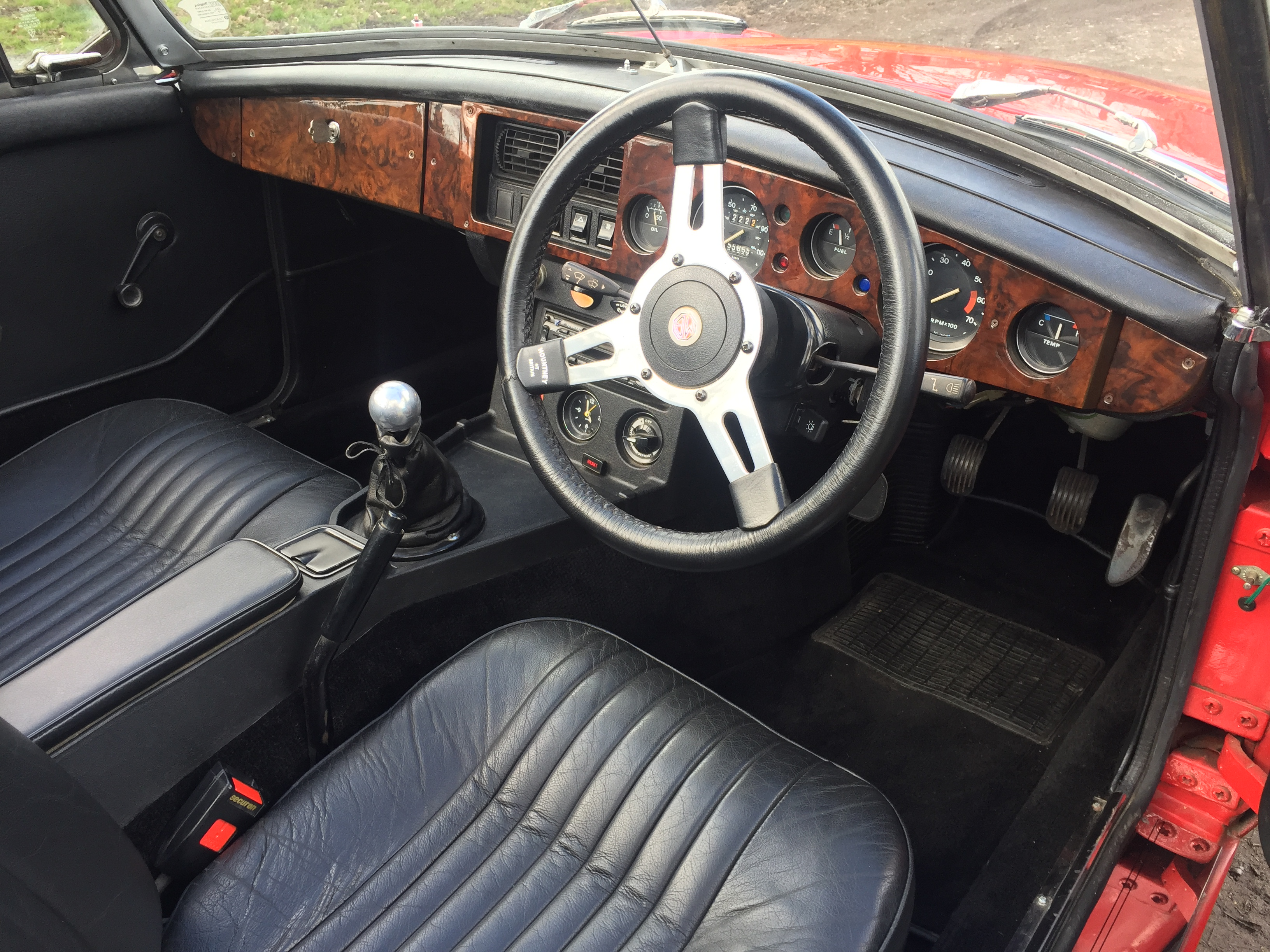 1979 MGB Roadster V8 A superb conversion carried out to an